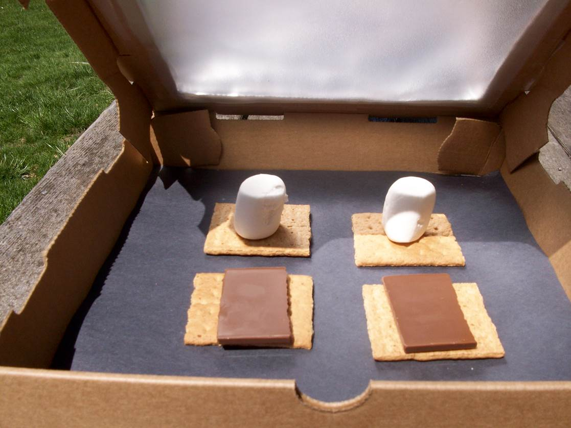 Summer Science Build A Solar Oven Tams Amp Ed Home Schoolers