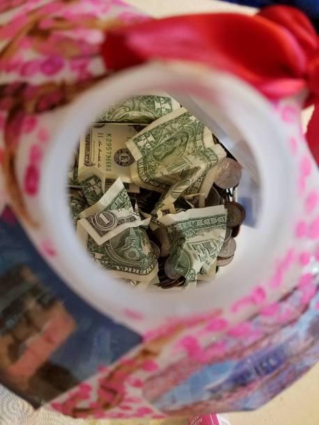 dollar jug