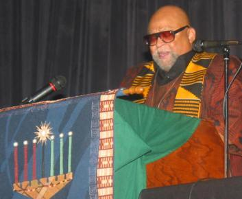 the importance of creation of kwanzaa by dr ron maulana karenga I wondered what was so important that these young women would risk  dr maulana karenga created kwanzaa as a way to transmit a set of.